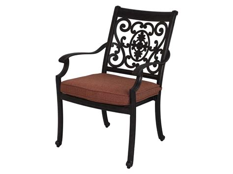 Dining Chair Seat Replacement Darlee Outdoor Living Standard St Replacement Dining Chair Seat Cushion Dl101 101