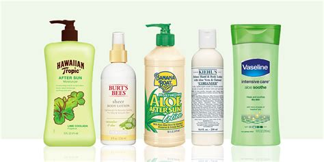 best and lotion 9 best aloe vera lotion and 2018 soothing aloe
