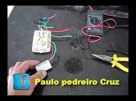capacitor no ventilador de teto ligando um capacitor em um ventilador de teto