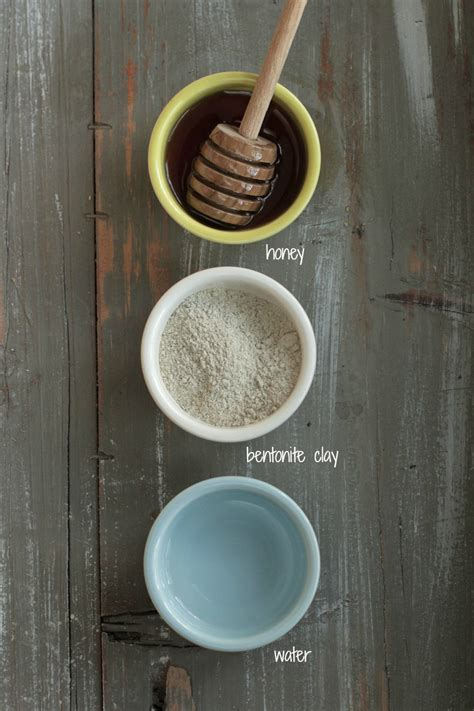 Homegrown And Handmade - 3 simple clay mask recipes live simply