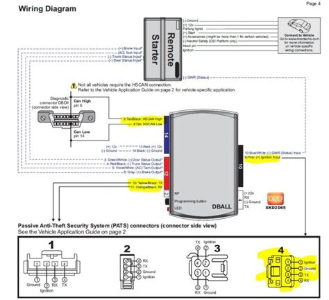 5906v viper remote start wiring diagram php 5906v wiring