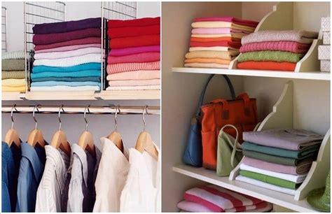 Cloth Rack Organizer Clothes Storage Lemari Portable Lipat Biru 15 bedroom closet hacks you need in your