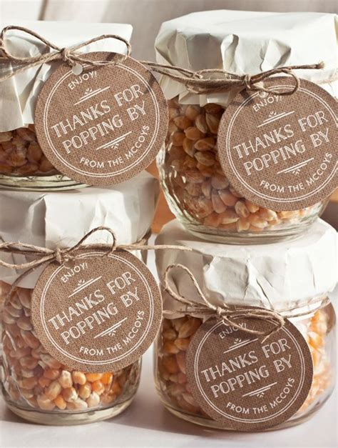 Wedding Favors Food by 10 Budget Friendly Wedding Favors Getting Married