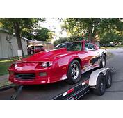 1987 Chevrolet Camaro RS Race Car By TR0LLHAMMEREN On