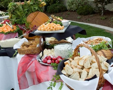 an outdoor picnic buffet ultimate entertaining 4 my