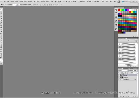 guide layout photoshop cs5 new adobe photoshop cs5 cs5 extended workspaces screen