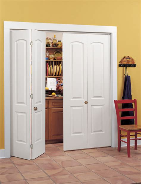 Continental Bi Fold Closet Doors Traditional Kitchen Closet Doors Sacramento