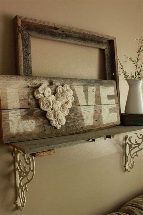 25 best ideas about shabby chic wall decor on