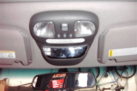 4 Panel Door Interior Overhead Console Owners Please Post Here Page 2