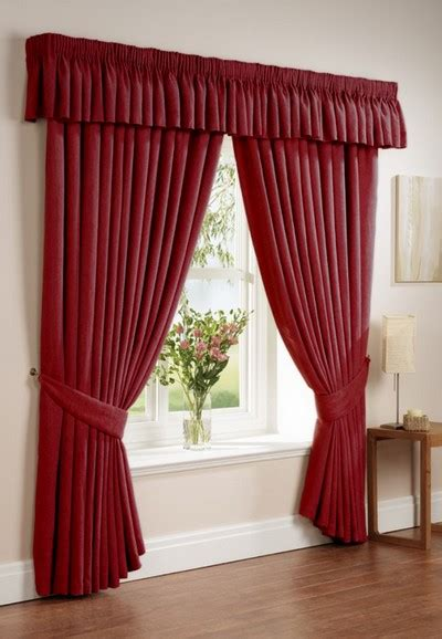 At Home Curtains Designs Modelos De Cortinas De Tela Para Living
