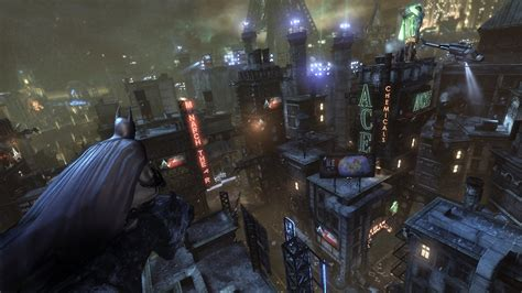 Arkham City review batman arkham city is a worthy of donning