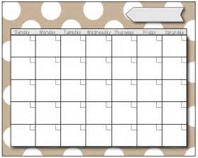 blank printable calendar template dots printable calendar blank pdf