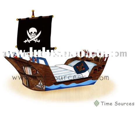 image wooden pirate ship bed pirate ship bed plans woodworking projects plans
