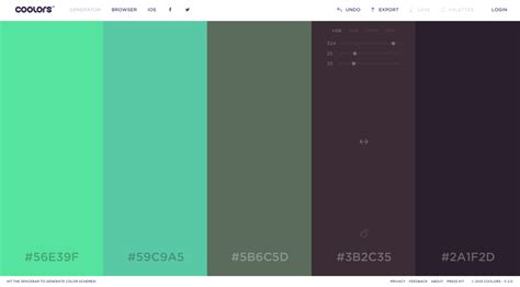 cool color schemes cool color schemes app for cool designers