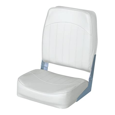 high back boat seat covers wise seating high back boat seat white west marine