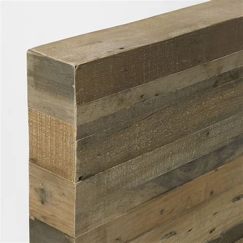 West Elm Reclaimed Wood Bed by Emmerson Reclaimed Wood Bed West Elm