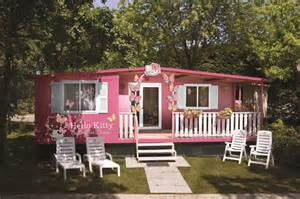 hello houses hello kitty house the cutest mobile home for your holidays is in italy where milan what to