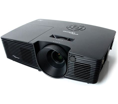 Proyektor Optoma buy optoma s310e projector free delivery currys