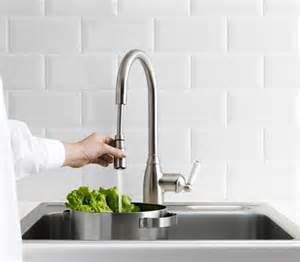 Where Is The Aerator On A Kitchen Faucet metod kitchen taps amp sinks kitchen appliances ikea