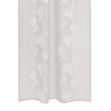 ricami per tende tenda puro lino ricami floreali coincasa