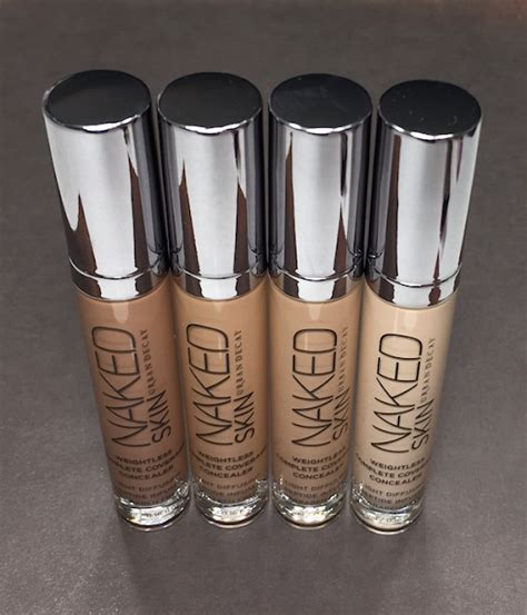 Decay Concealer maggie s makeup decay skin weightless
