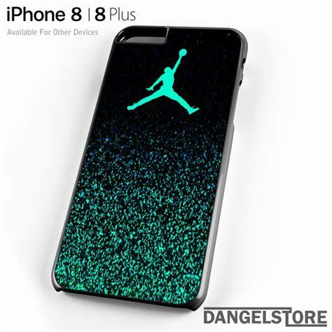 Iphone 6g Air Glitter nike air jump mint glitter for iphone 8 8 plus dangelstore