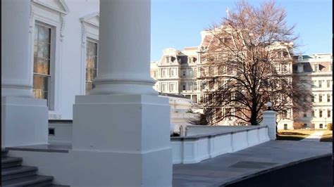 white house north north portico entrance to white house youtube