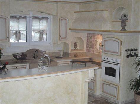 cuisines provencales fabricant cuisine proven 231 ale plan de travail ilot central