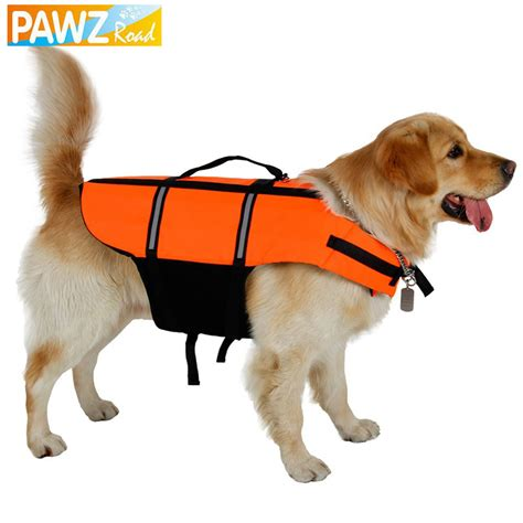vest for dogs free shipping reflective vest vest for safety pet clothes yellow jacket for