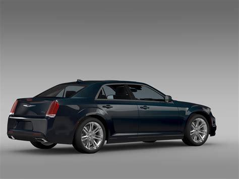 Chrysler Models by Chrysler 300 C Lx2 2016 3d Model Buy Chrysler 300 C Lx2