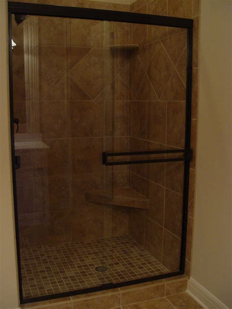 Cardinal Door by Custom Shower Doors Etched And Painted