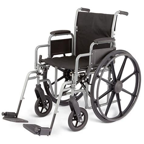 comfort mobility excel basic lightweight 18 wheelchair medline k3