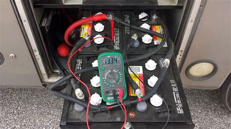 disconnect boat battery before charging how to charge rv battery while driving safely