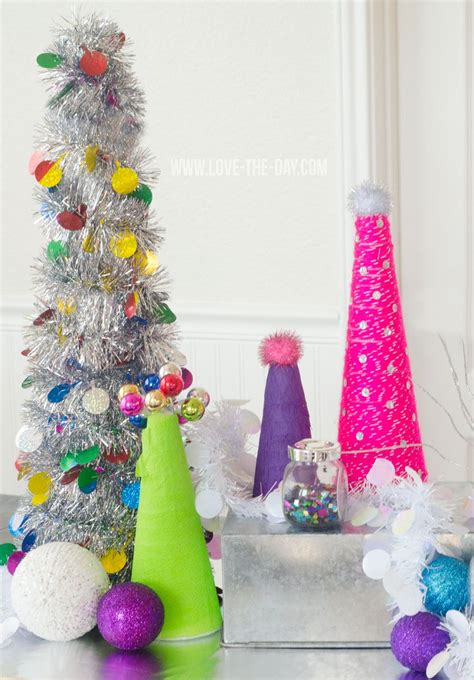 how to decorate make it fun foam christmas tree
