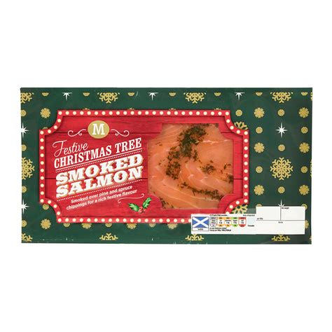 morrisons christmas trees tried tested smoked salmon 2014 housekeeping