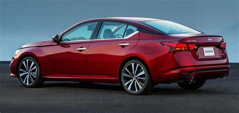 2019 nissan altima engine 2019 nissan altima new teana debuts with variable