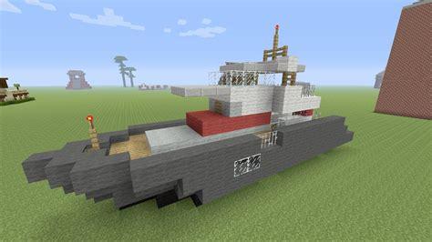 een boot minecraft een boot maken youtube