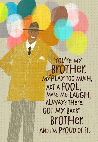 Brother Love  Ee  Birthday Ee   Card Greeting Cards Hallmark