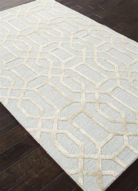 Pastel Area Rugs And Banks And Banks Tufted Abr0941 Pastel Blue Area Rug 103422