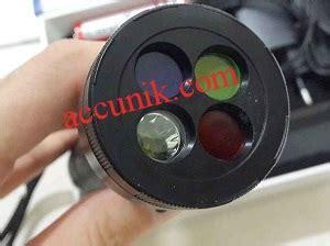 Senter Serbaguna jual senter 4 warna cahaya serbaguna fokus bulat