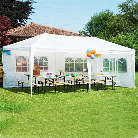 10 x10 20 30 aluminum patio wedding party gazebos