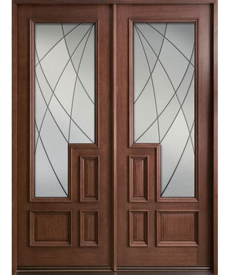 Exterior Wooden Doors With Glass Doors Astounding Wood Entry Doors With Glass Entrance Doors Residential Glass Panel Exterior
