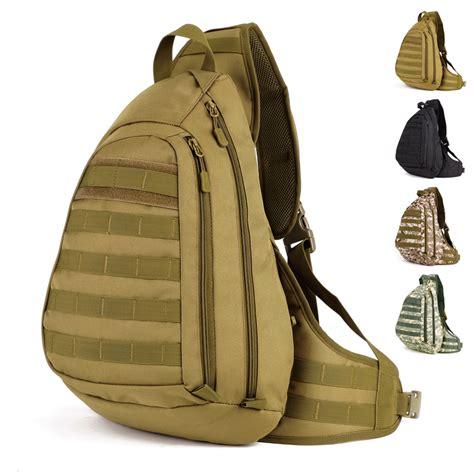 Luella Strappy Army Bag by 45cm Big Single Backpack Big Shoulder