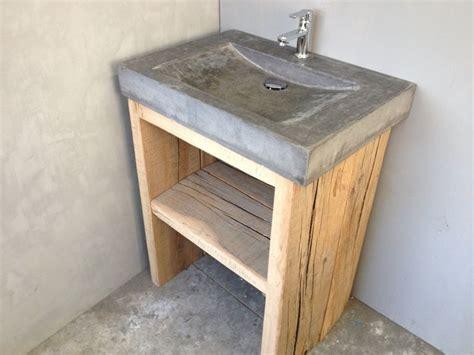 kleine badkamer hout www solidusmeubelen nl badmeubels van hout en beton