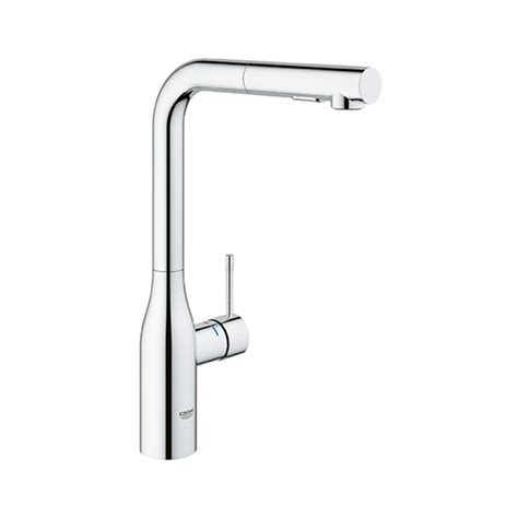 grohe essence kitchen faucet grohe essence high spout dual spray faucet amati