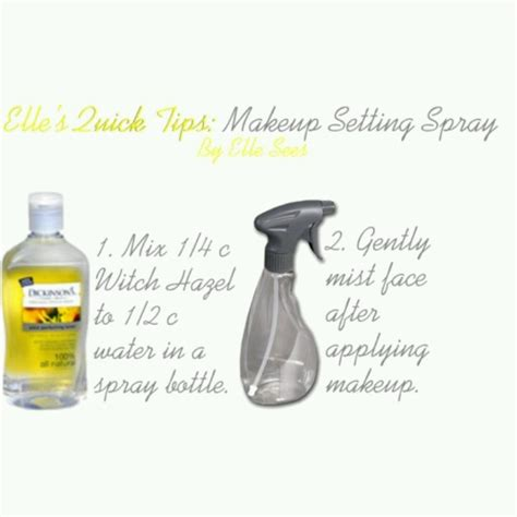 diy eyeshadow setting spray diy makeup setting spray makeup