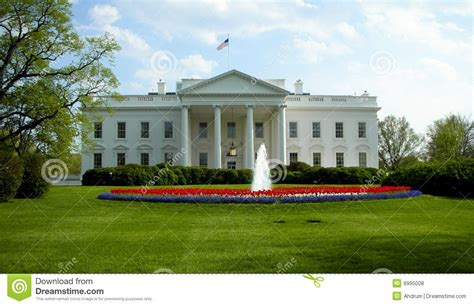 we buy houses washington dc white house washington dc royalty free stock photos image 6995008