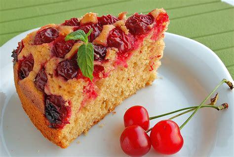 resimli tarif pirinc unlu kek yemek tarifi 6 vişneli kek nefis yemek tarifleri