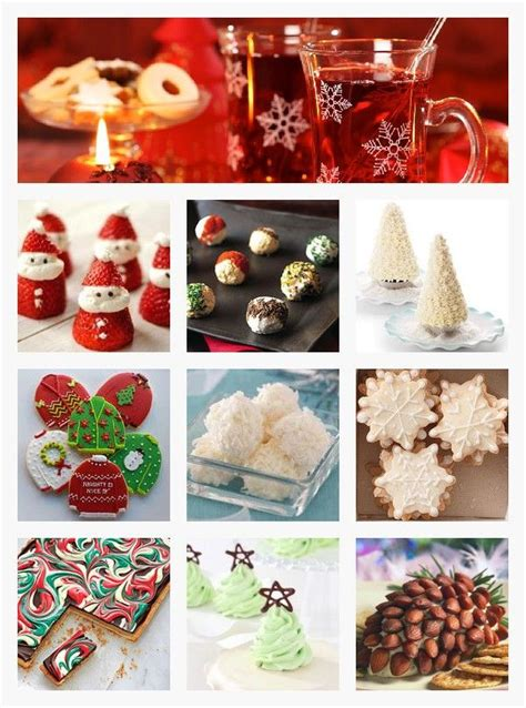 favorite christmas themed food appetizers party trays