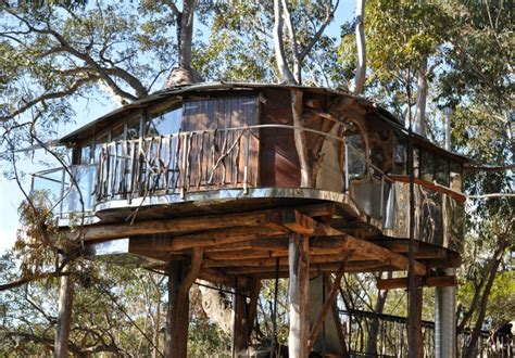 real treehouse the most instagrammable accommodation in australia